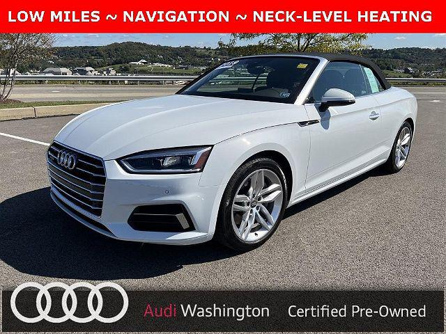 2019 Audi A5 Cabriolet Premium Plus for sale in Washington, PA