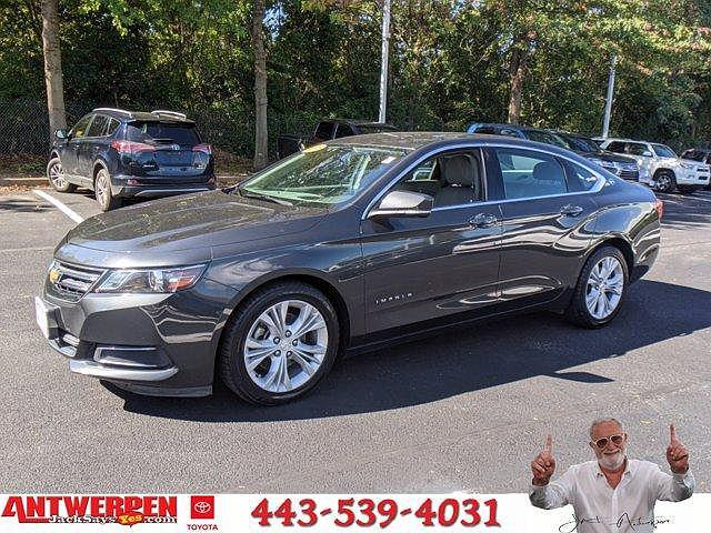 2015 Chevrolet Impala LT for sale in Clarksville, MD