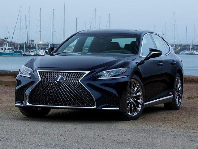 2019 Lexus LS LS 500h for sale in Lynnwood, WA
