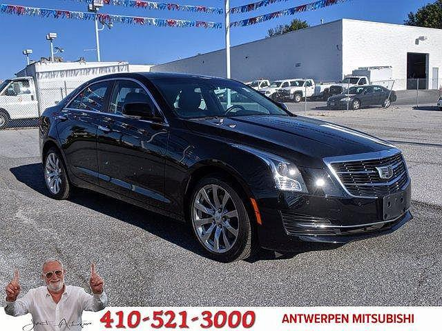 2018 Cadillac ATS Sedan Luxury AWD for sale in Randallstown, MD