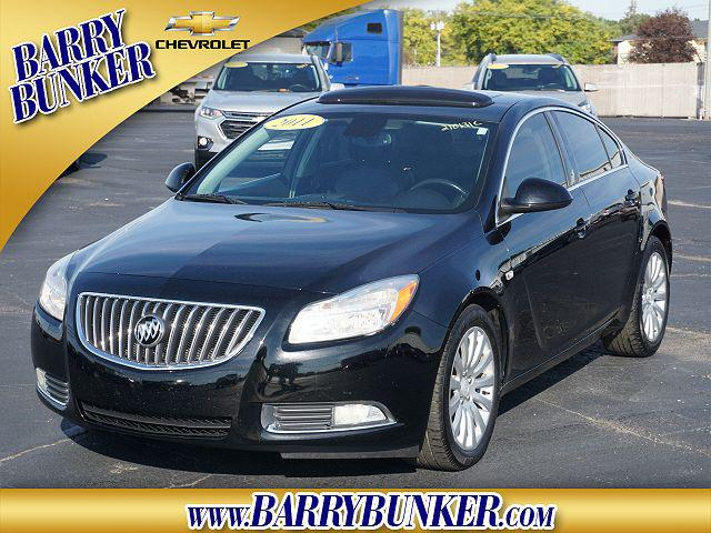2011 Buick Regal CXL RL2 for sale in Marion, IN