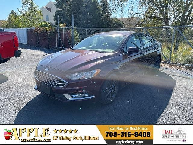 2018 Ford Fusion SE for sale in Tinley Park, IL
