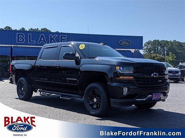 2017 Chevrolet Silverado 1500 LT for sale in Franklin, VA