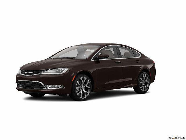 2015 Chrysler 200 C for sale in Front Royal, VA