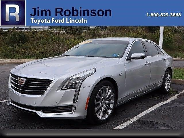 2017 Cadillac CT6 Luxury AWD for sale in Triadelphia, WV