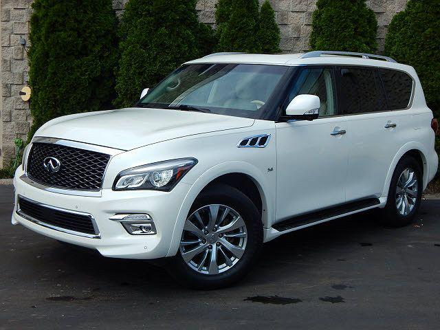 2016 INFINITI QX80 2WD 4dr for sale in Brentwood, TN