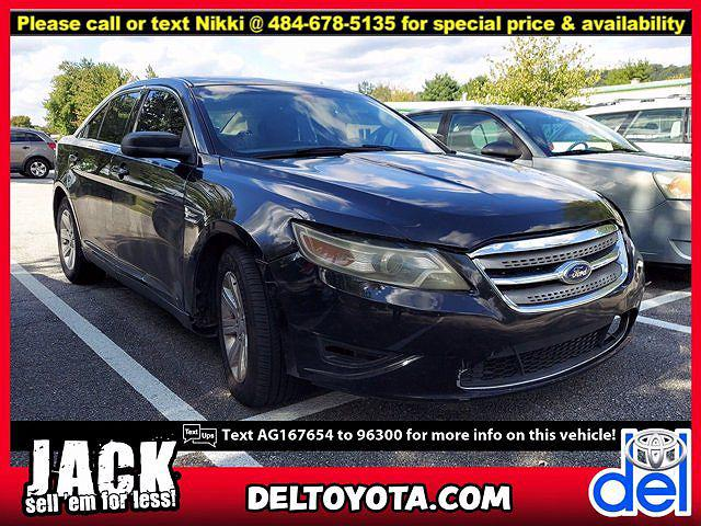 2010 Ford Taurus SE for sale in Thorndale, PA