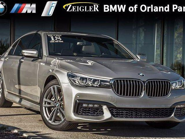 2018 BMW 7 Series 740e xDrive iPerformance for sale in Orland Park, IL