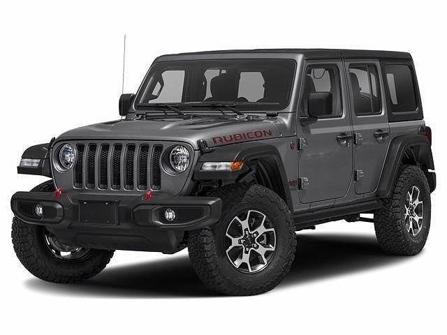 2021 Jeep Wrangler Unlimited Rubicon for sale in Laurel, MD
