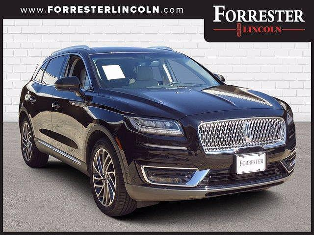 2019 Lincoln Nautilus Reserve for sale near Chambersburg, PA