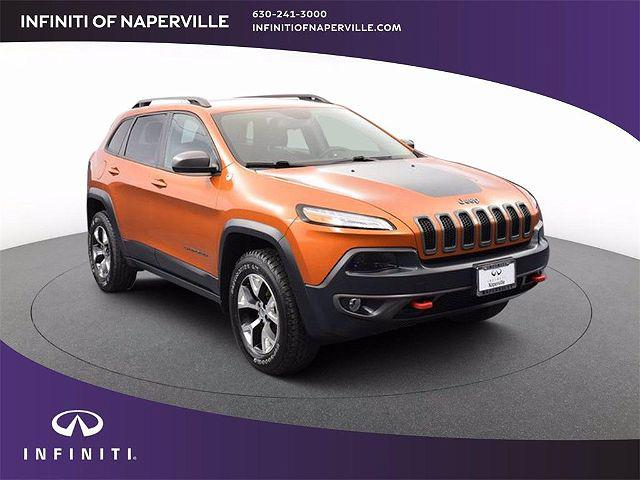 2016 Jeep Cherokee Trailhawk for sale in Naperville, IL