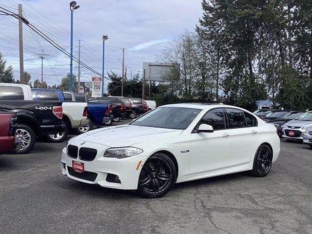 2013 BMW 5 Series 535i xDrive for sale in Lynnwood, WA