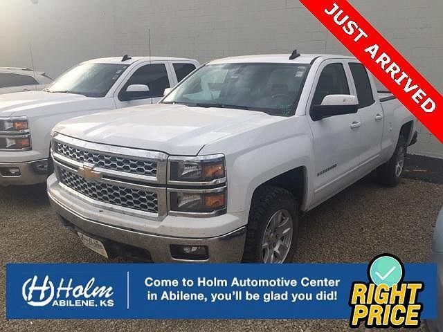 2015 Chevrolet Silverado 1500 LT for sale in Abilene, KS