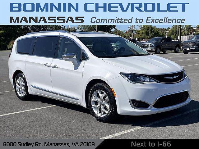 2020 Chrysler Pacifica Limited for sale in Manassas, VA