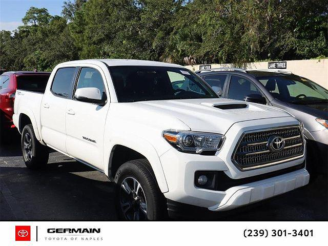 2017 Toyota Tacoma TRD Sport for sale in Naples, FL