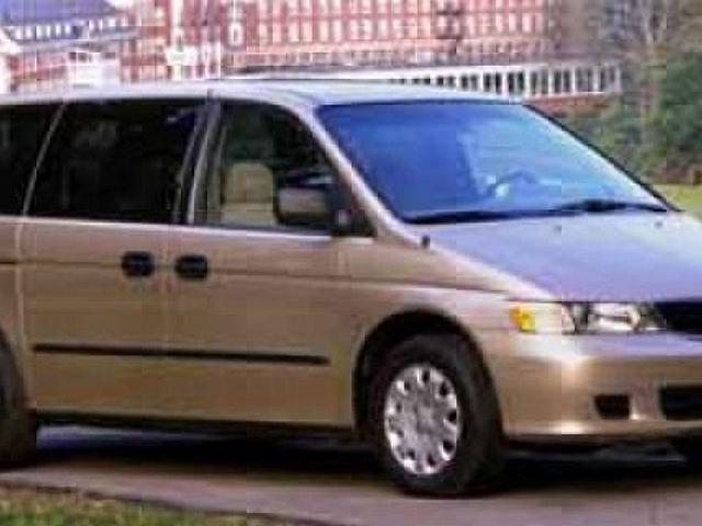 2000 Honda Odyssey LX for sale in Rosenberg, TX