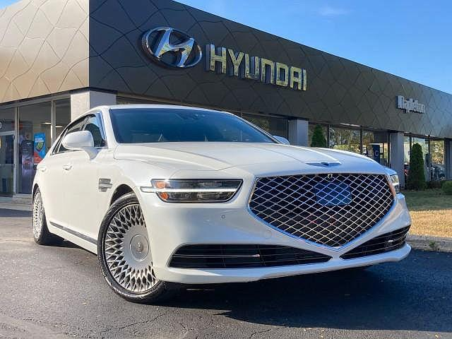 2020 Genesis G90 5.0L Ultimate for sale in Glenview, IL
