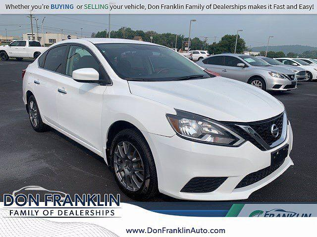 2018 Nissan Sentra S for sale in Somerset, KY