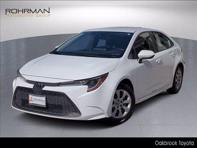 2020 Toyota Corolla LE for sale in Westmont, IL
