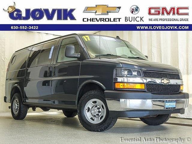 "2017 Chevrolet Express Cargo Van RWD 2500 135"" for sale in Sandwich, IL"