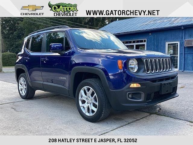 2017 Jeep Renegade Latitude for sale in Jasper, FL