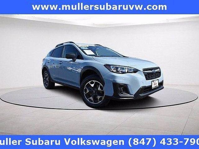 2019 Subaru Crosstrek 2.0i Manual for sale in Highland Park, IL