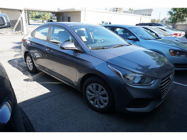 2019 Hyundai Accent SE for sale in Riverside, CA
