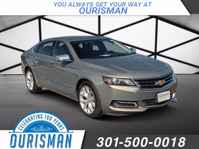 2019 Chevrolet Impala Premier for sale in MARLOW HEIGHTS, MD
