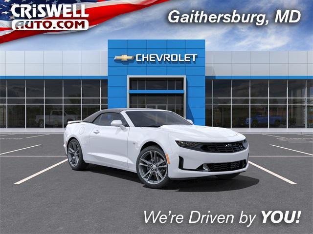 2021 Chevrolet Camaro 3LT for sale in Gaithersburg, MD