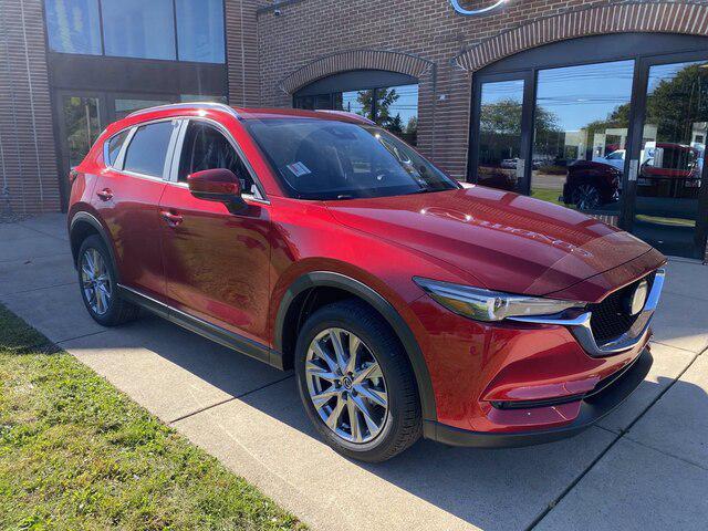 2021 Mazda CX-5 Grand Touring for sale in State College, PA