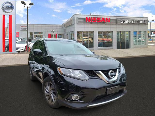2016 Nissan Rogue SL [2]