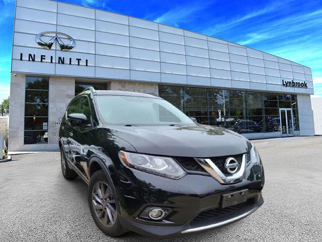 2016 Nissan Rogue SL [0]