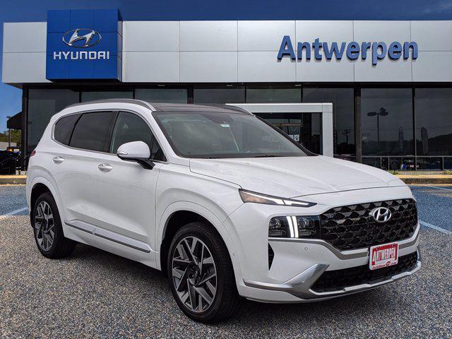 2022 Hyundai Santa Fe Calligraphy for sale in BALTIMORE, MD