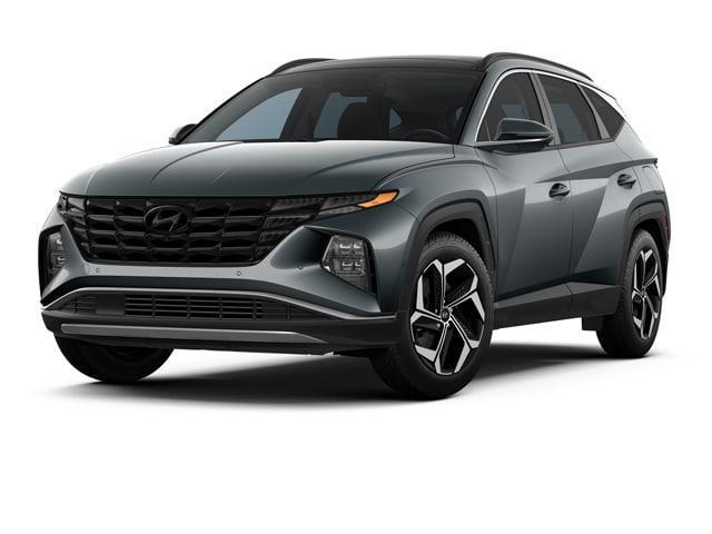 2022 Hyundai Tucson Hybrid Limited for sale in HOLYOKE, MA