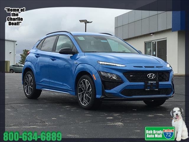 2022 Hyundai Kona N Line for sale in DECATUR, IL