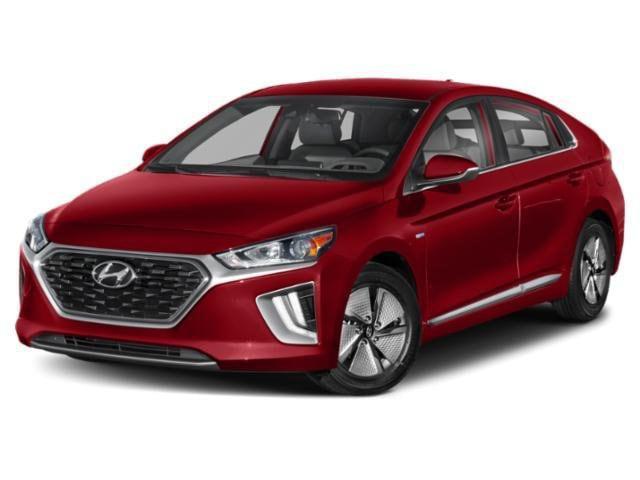 2022 Hyundai Ioniq Hybrid SE for sale in TORRINGTON, CT
