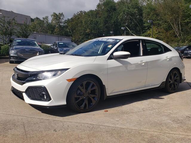 2018 Honda Civic Hatchback Sport for sale in ROSWELL, GA