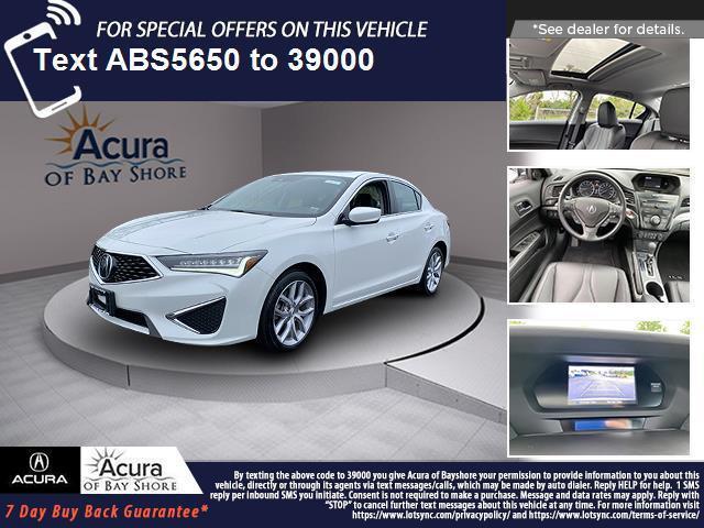 2019 Acura ILX Sedan for sale in Bay Shore, NY