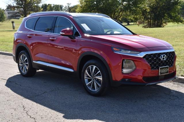 2020 Hyundai Santa Fe SEL for sale in Topeka, KS