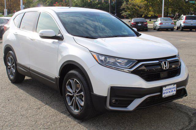 2021 Honda CR-V EX-L for sale in Alexandria, VA