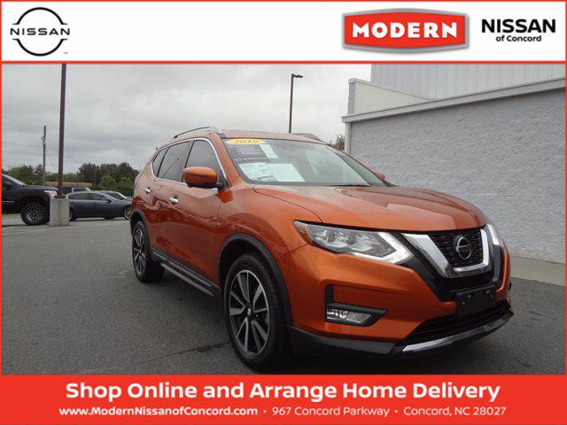 2019 Nissan Rogue SL for sale in Concord, NC