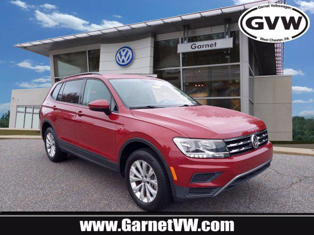 2019 Volkswagen Tiguan S for sale in West Chester, PA