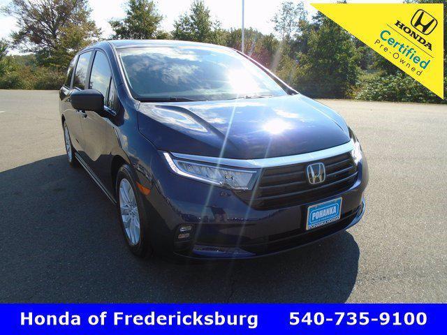 2021 Honda Odyssey LX for sale in Fredericksburg, VA