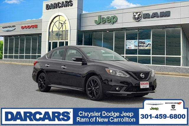 2018 Nissan Sentra SR for sale in New Carrollton, MD