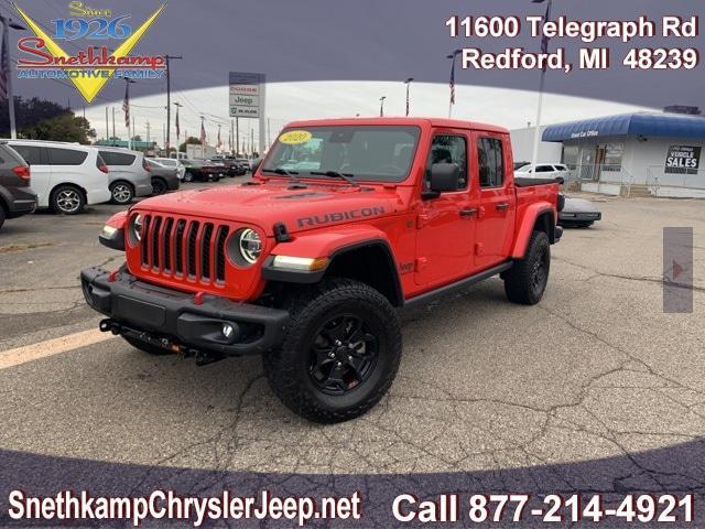 2020 Jeep Gladiator Rubicon for sale in Redford, MI