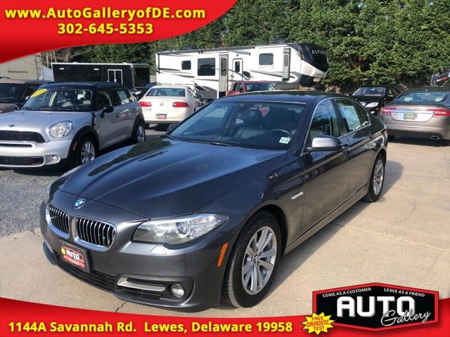 2016 BMW 5 Series 528i xDrive for sale in Lewes, DE