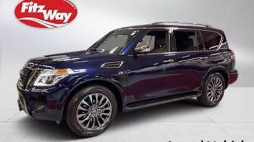 2020 Nissan Armada Platinum for sale in Gaithersburg, MD