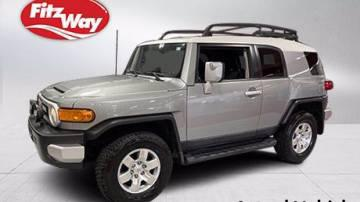 2010 Toyota FJ Cruiser 4WD 4dr Auto (Natl) for sale in Gaithersburg, MD