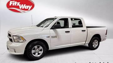 2017 Ram 1500 Express for sale in Gaithersburg, MD
