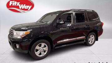 2013 Toyota Land Cruiser 4dr 4WD (Natl) for sale in Gaithersburg, MD